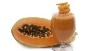 Blendtec's Papaya Passion Smoothie