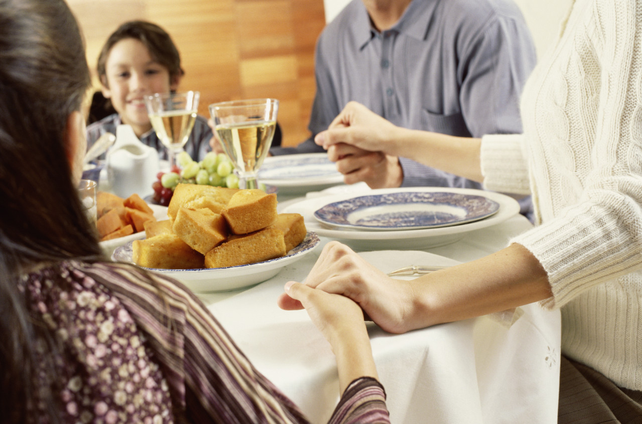 Healthy Eating throughout the Holidays