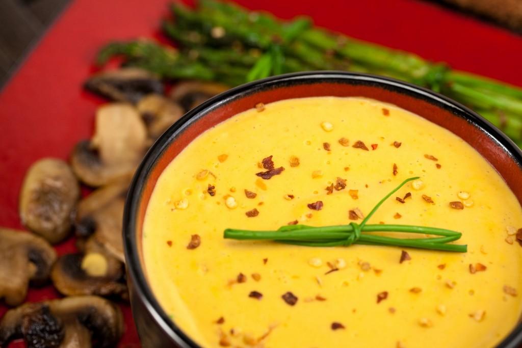 Walnut Mushroom Soup Recipe