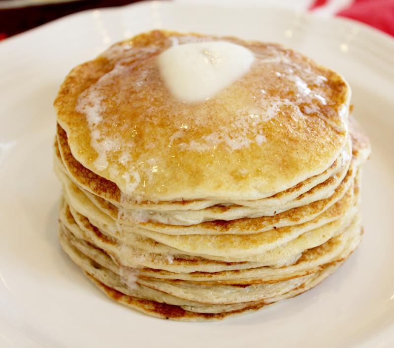 Jill's Blender Pancakes