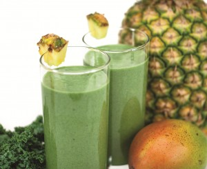 How to Healthy New Year's Resolutions_green smoothies