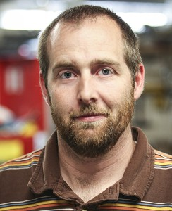 David Throckmorton is the Research and Development Manager at Blendtec.
