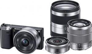 Sony Alpha Camera