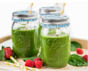 Jolly Green Smoothie Blender Recipe