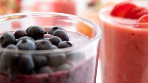 Berry Banana Blast Blender Recipe