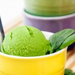 Spinach Ice Cream Blender Recipe