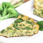 Vegetable Frittata Blender Recipe