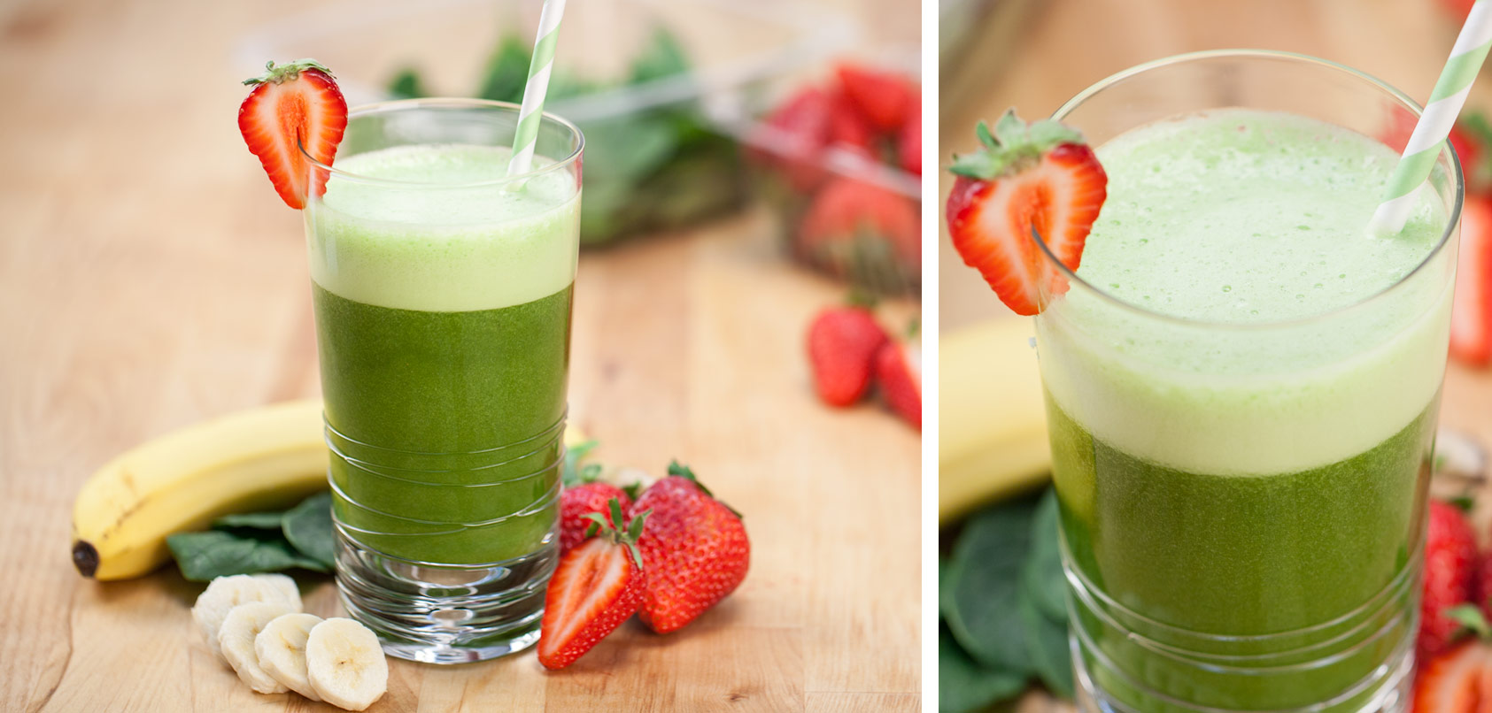 Basic Green Smoothie [Recipe of the Week]
