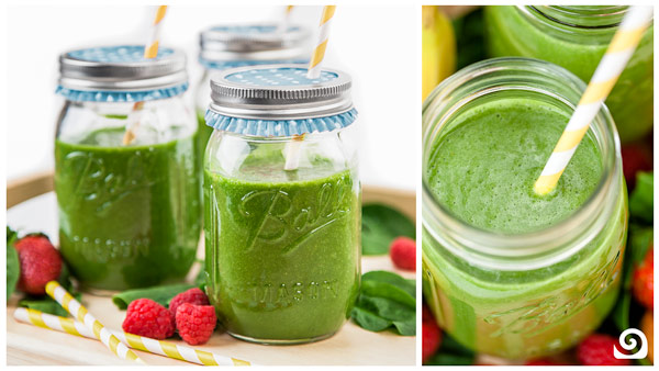 Jolly Green Smoothie Blender Recipe