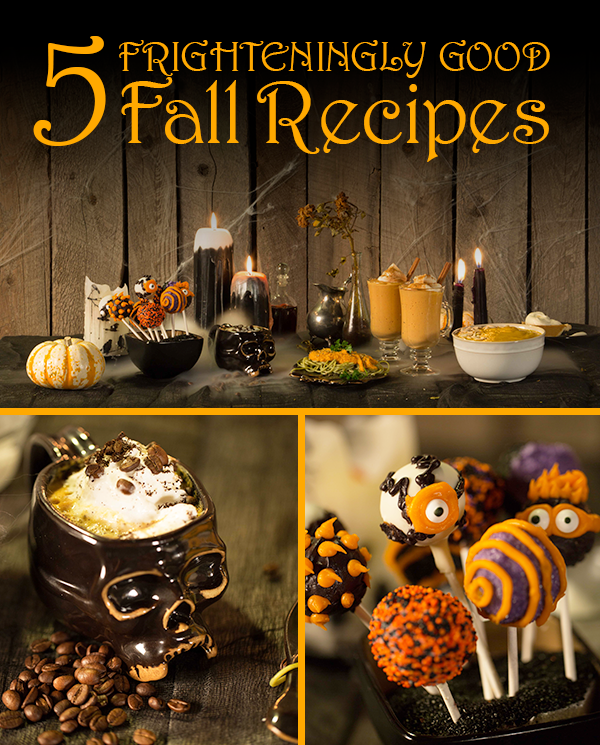 5 Frighteningly Good Fall Blender Recipes