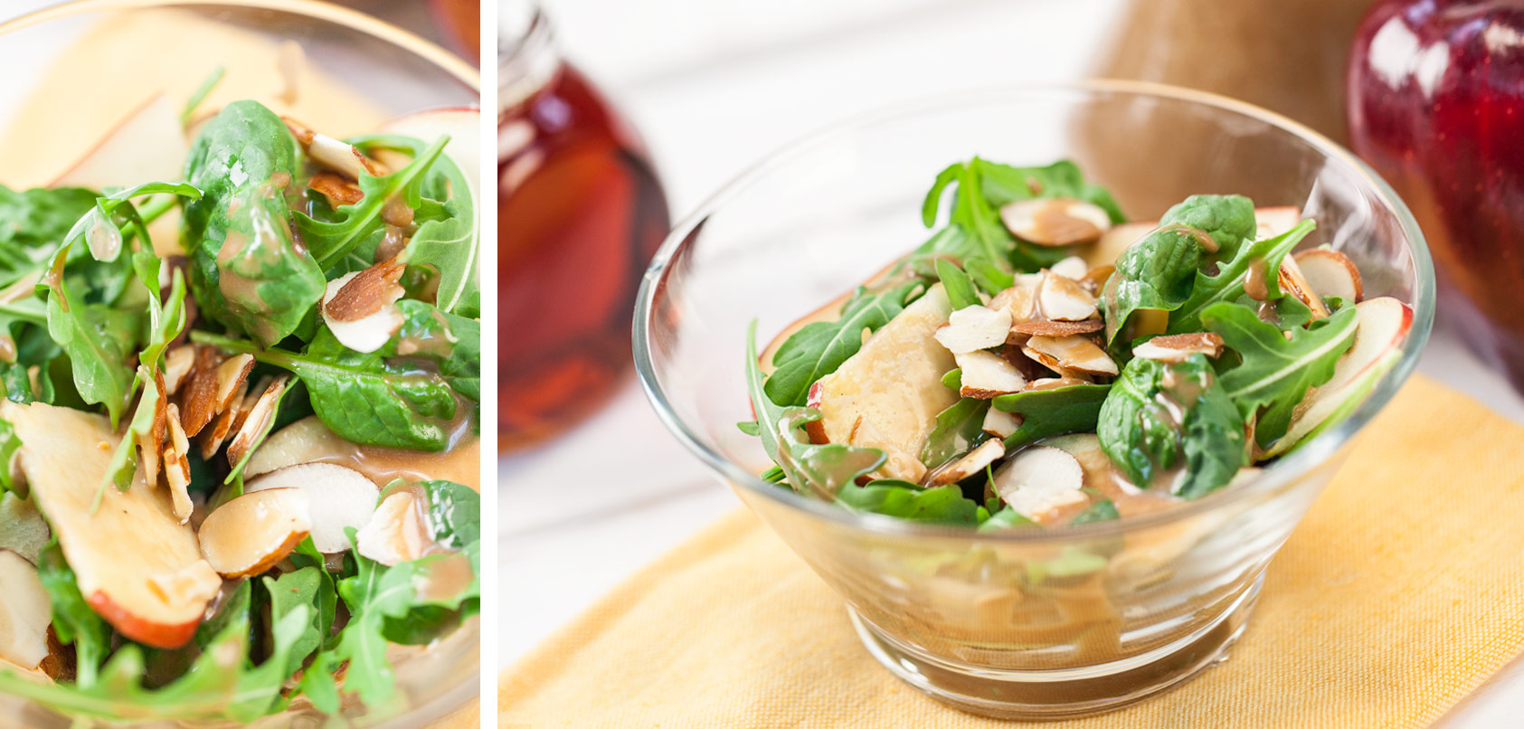 Dijon-Maple Vinaigrette Blender Recipe