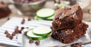 Zucchini Brownies Blender Recipe