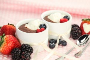 Decadent Chocolate Mousse Blender Recipe