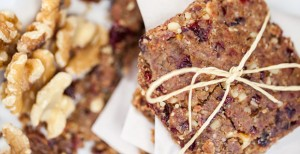 Cherry Pecan Energy Bars blender recipes_10habits