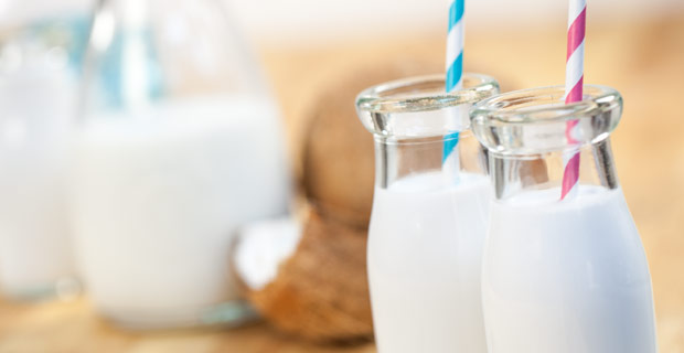 Coconut Milk blender recipe