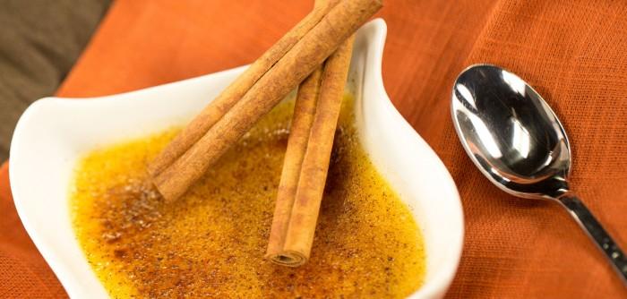 Spiced Crème Brulee Blender Recipe_rotw