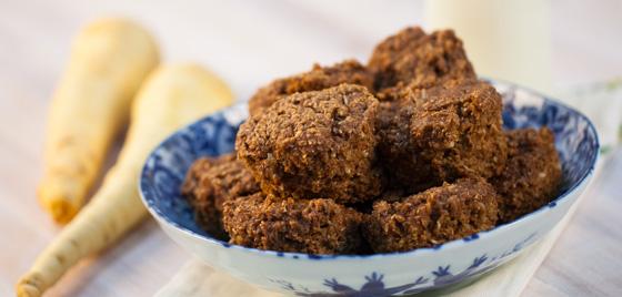 Spiced Parsnip Muffins Blender Recipe_rotwfeature