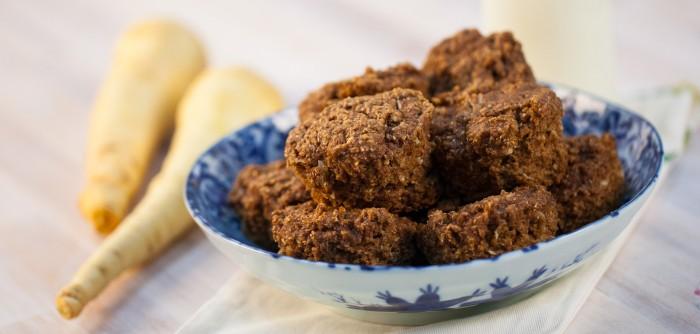 Spiced Parsnip Muffins Blender Recipe_rotw