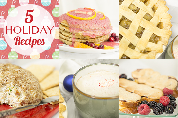 5 holiday recipes collage_featured