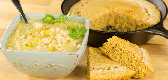 White Chicken Chili [Recipe of the Week]