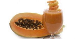 Papaya passion_breakfastsmoothie