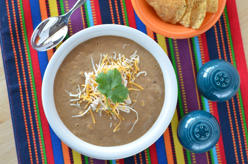 Creamy Taco Soup Recipe
