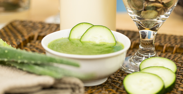 Aloe Cucumber Facial