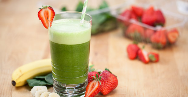 SuperGreen Baby Smoothie