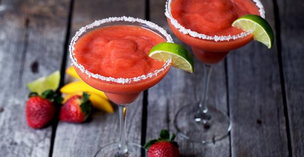 Strawberry Mangorita Recipe
