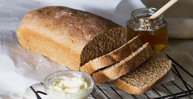 Honey Whole Wheat Bread Recipe