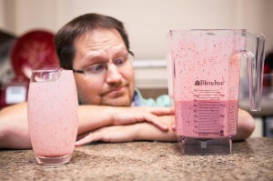 What to do with leftover smoothies?