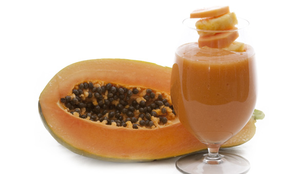 Blendtec's Papaya Passion Smoothie