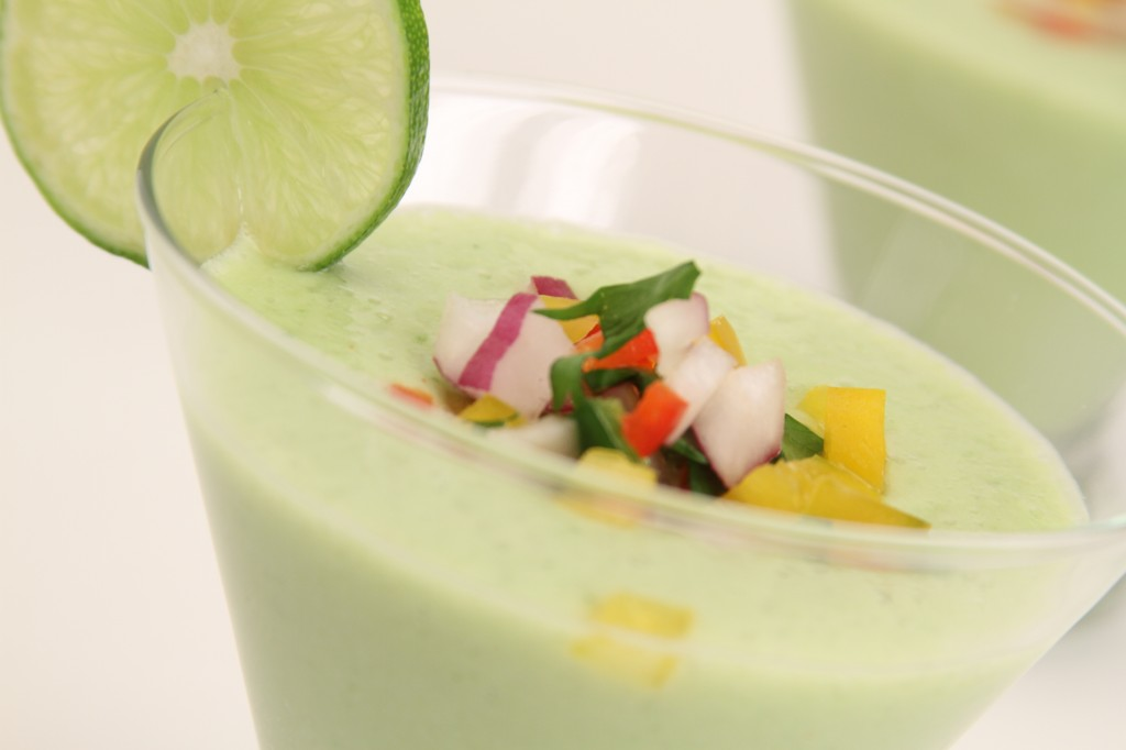 Avocado Soup Recipe