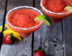 Strawberry Mangorita