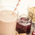 PB&J Smoothie Blender Recipe