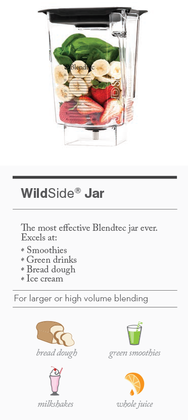 wildside comparison chart