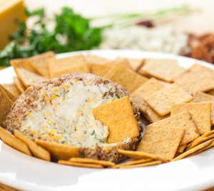 Cheese Ball Blender Recipe