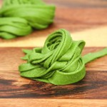 Whole Wheat Spinach Pasta Blender Recipe