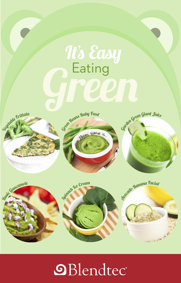 Green Blender Recipes