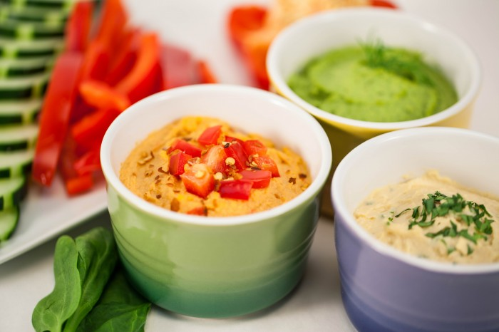 Hummus blender recipes