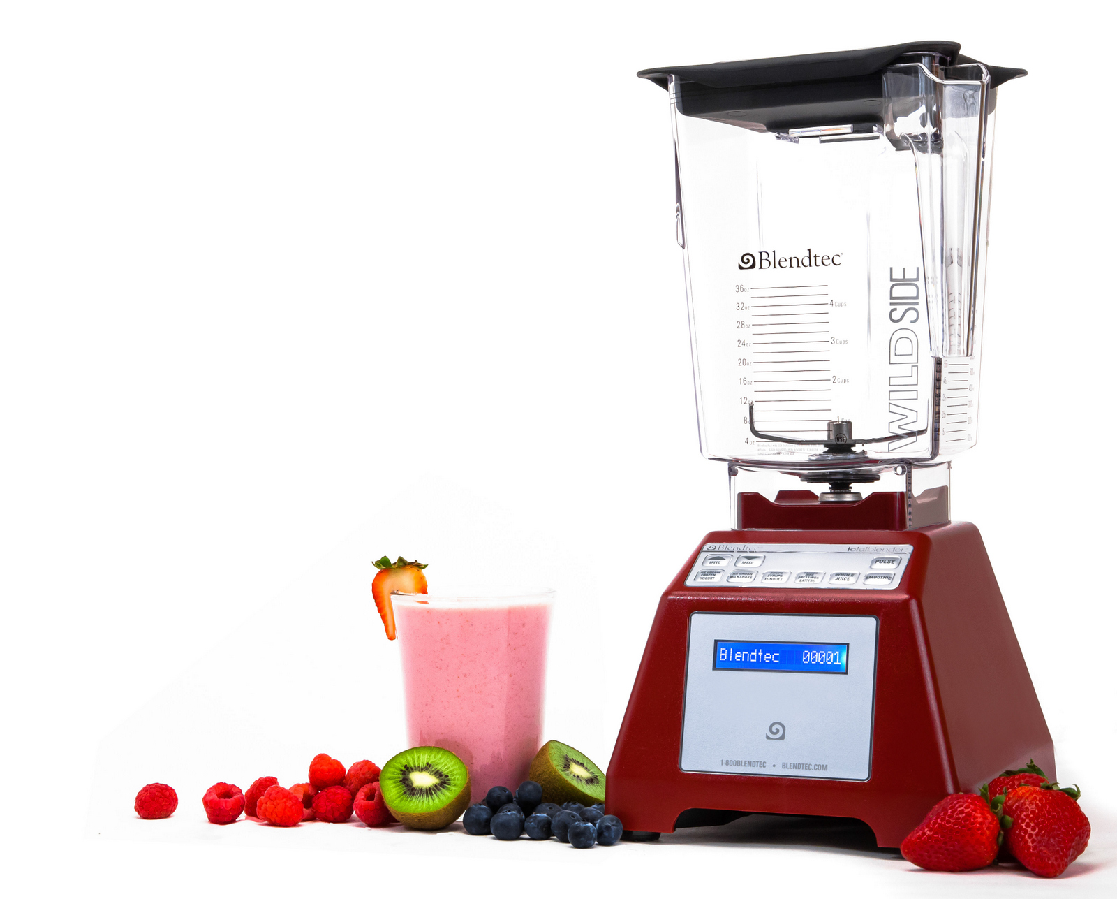 Blendtec has delivered dozens of high-powered blenders to schools across the country.