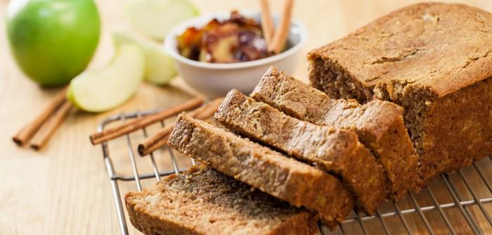 Apple Cinnamon Bread Blender Recipe