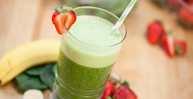 Basic Green Smoothie Blender Recipe