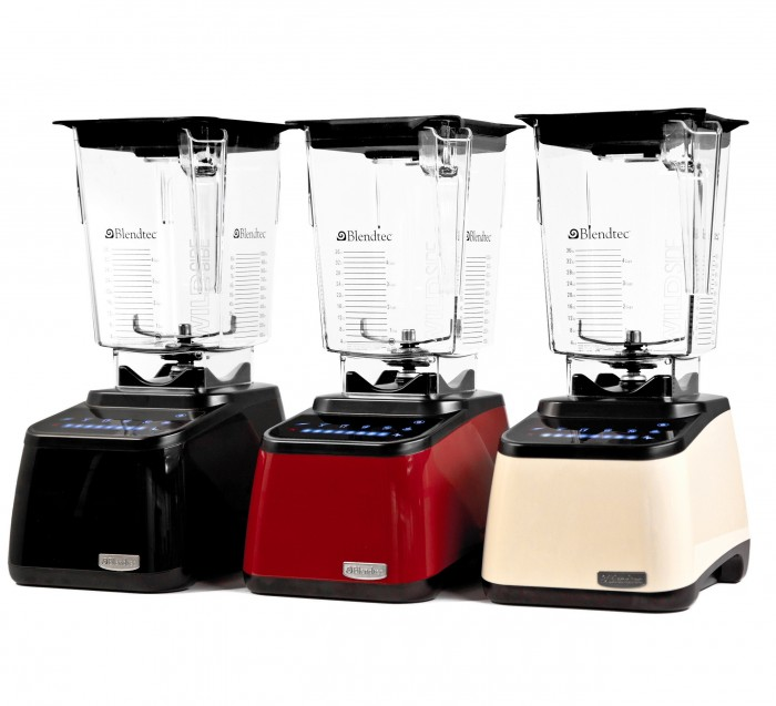 Blendtec's Designer Series Blenders