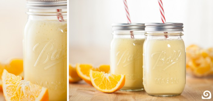 Orange Julicious Blender Recipe