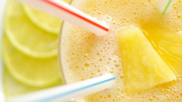 Pineapple Whole Juice Blender Recipe