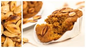 Pumpkin-Banana Muffins