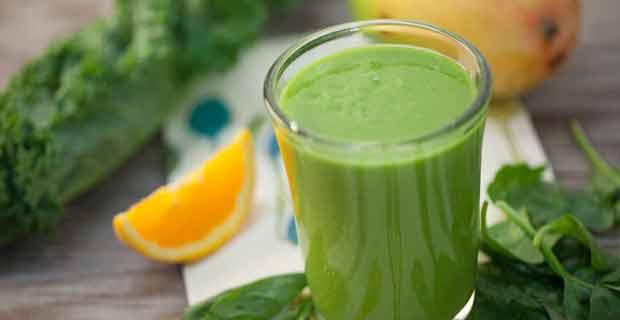 Green Monster Smoothie blender recipe_main
