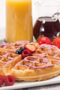 Morning Waffles blender recipe_quicktips