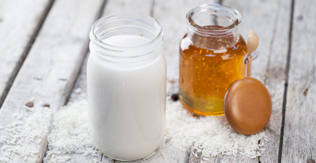 Rice Milk Blender Recipe